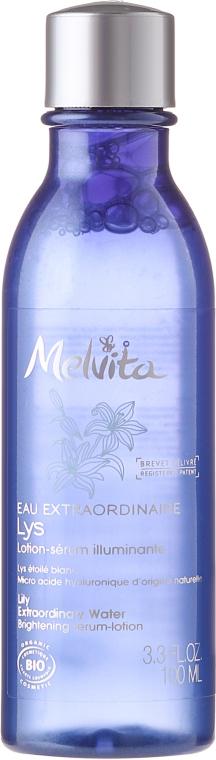 Nawilżająca woda liliowa - Melvita Face Care Extraordinary Water — фото N1
