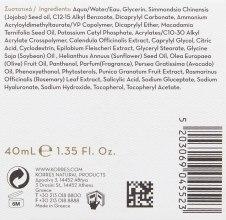 Nawilżający krem z granatem do skóry tłustej i mieszanej - Korres Pomegranate Moisturising & Balancing Cream-Gel Oily-Combination Skin — фото N5