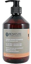 Kup Szampon do włosów suchych i zniszczonych - Beetre BeNature Damage Repair Shampoo