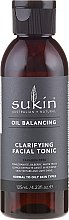Kup Oczyszczający tonik do twarzy - Sukin Oil Balancing Clarifying Facial Tonic