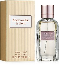 Kup Abercrombie & Fitch First Instinct Sheer - Woda perfumowana