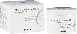 Kup Płatki oczyszczające do twarzy - Cosrx One Step Green Hero Calming Pad