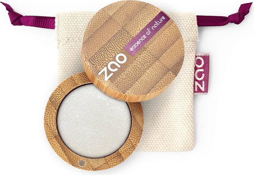 Cień do powiek, perłowy - ZAO Pearly Eye Shadow — фото N1