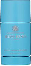 Kup PRZECENA! Molton Brown Coastal Cypress & Sea Fennel Deodorant - Dezodorant w sztyfcie *