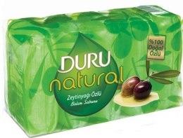 Kup Mydło kosmetyczne Oliwa z oliwek - Duru Natural Soap (wielopak)