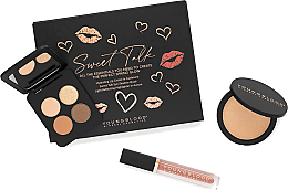Kup Zestaw - Youngblood Sweet Talk Collection (eyeshadow/4g + highlighter/8g + lip/creme/4.5ml)