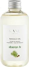 Kup Olejek do masażu Jodła syberyjska - Kanu Nature Siberian Fir Massage Oil