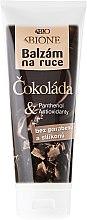 Kup Balsam do rąk Czekolada - Bione Cosmetics Chocolate Hand Balm
