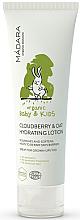 Kup Nawilżający balsam dla dzieci Malina moroszka i owies - Madara Cosmetics Ecobaby Cloudberry And Oat Hydrating Lotion