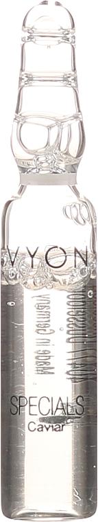 Ampułki do regeneracji skóry twarzy - Vyon Caviar Ampoules — фото N1