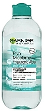 Kup Woda micelarna z komórkami macierzystymi jabłka - Garnier Skin Naturals Hyaluronic Aloe Micelar