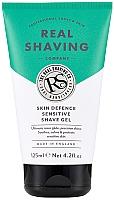 Kup Żel do golenia dla wrażliwej skóry - The Real Shaving Co. Skin Defence Sensitive Shave Gel