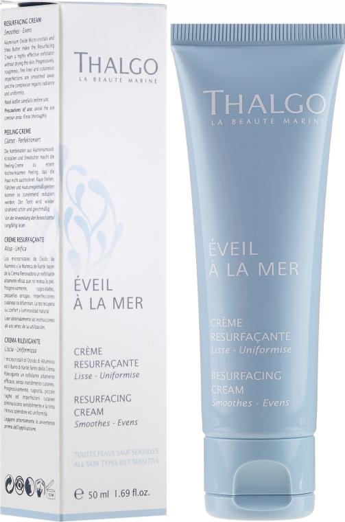 Odnawiający żel do twarzy - Thalgo Resurfacing Cream — фото N1