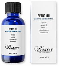 Kup Olejek do brody - Baxter of California Grooming Beard Oil