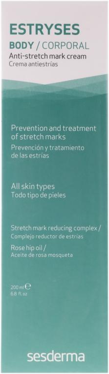 Krem do ciała przeciw rozstępom - SesDerma Laboratories Estryses Anti-Stretch Mark Lotion — фото N1