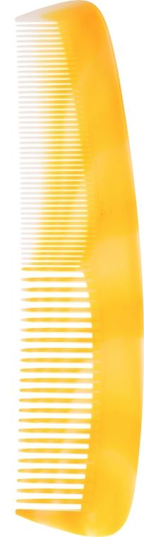 Grzebień do włosów, 60434, żółty - Top Choice — фото N1