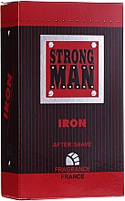 Kup Woda po goleniu - Strong Men After Shave Iron
