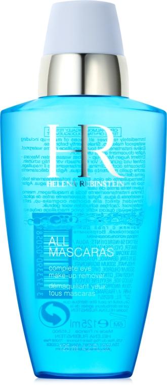 Płyn do demakijażu oczu - Helena Rubinstein All Mascaras! — фото N1