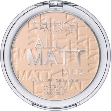 Kup Puder matujący w kompakcie - Catrice All Matt Plus Shine Control Powder