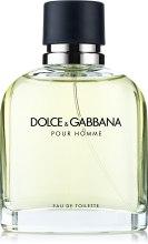 Kup Dolce & Gabbana Pour Homme - Woda toaletowa (tester z nakrętką)