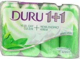 Kup Mydło kosmetyczne Zielona herbata - Duru 1+1 Soap