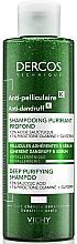 Kup Przeciwłupieżowy szampon K peelingujący z kwasem salicylowym - Vichy Dercos Micro Peel Anti-Dandruff Scrub Shampoo