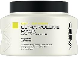 Kup Maska pogrubiająca i zwiększająca objętość włosów - Vasso Professional Ultra Volume Hair Mask