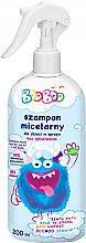 Kup Micelarny szampon dla dzieci w sprayu bez spłukiwania - BooBoo Shampoo Spray With Micellar