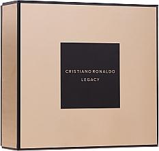 Kup Cristiano Ronaldo Legacy - Zestaw (edt/30ml + sh/gel/150ml)