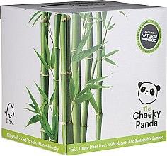 Kup Suche chusteczki bambusowe do twarzy, 56 szt. - The Cheeky Panda