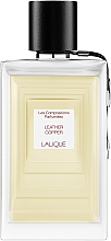 Kup Lalique Leather Copper - Woda perfumowana