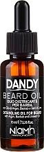 Kup Olejek do brody i wąsów - Niamh Hairconcept Dandy Beard Oil