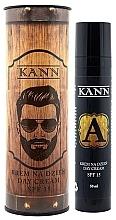 Kup Krem do twarzy dla mężczyzn na dzień - Kann Day Cream SPF15