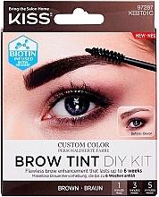 Kup Farba do brwi - Kiss Brow Tint DIY Kit