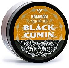 Kup Maska do włosów Czarny kminek - Hammam Organic Oils Black Cumin