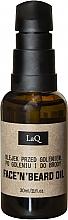 Kup Olejek do brody przed i po goleniu - LaQ Face'n'Beard Oil