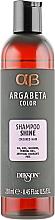 Kup Szampon nabłyszczający do włosów farbowanych - Dikson Argabeta Shine Shampoo
