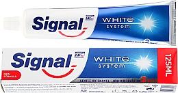 Kup Pasta do zębów - Signal White System Toothpaste