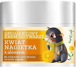 Kup Emolientowy krem do twarzy dla dzieci Kwiat nagietka - Farmona Herbal Care Kids