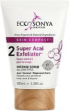 Kup Peeling do twarzy z jagodami acai - Eco by Sonya Super Acai Exfoliator