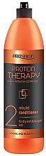 Kup Odżywka odbudowująca z kompleksem keratynowym do włosów suchych i zniszczonych - Prosalon Protein Therapy + Keratin Complex Rebuild Conditioner