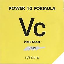Kup Tonizująca maska na tkaninie do twarzy - It's Skin Power 10 Formula Mask Sheet VC
