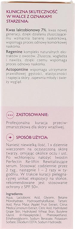 Peeling do twarzy z 7% kwasem laktobionowym - Iwostin Estetic Peeling 7% — фото N3