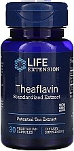 Kup Teaflawina w kapsułkach - Life Extension Theaflavin Standardized Extract