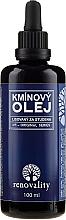 Olej kminkowy do twarzy i ciała - Renovality Original Series Caraway Oil Cold Pressed — фото N1