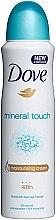 Kup Antyperspirant w sprayu Minerały Morza Martwego - Dove Mineral Touch Deo Spray