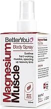 Kup Kojący spray do ciała rozluźniający napięcie w mięśniach - BetterYou Magnesium Muscle Body Spray