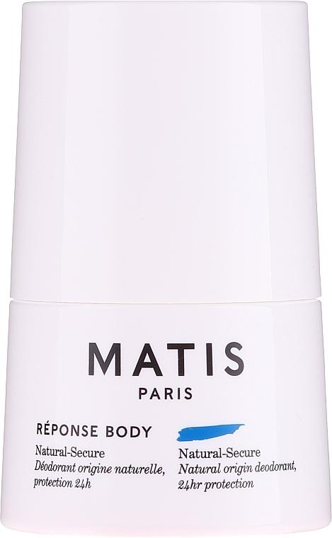 Naturalny dezodorant - Matis Reponse Body Deodorant — фото N3
