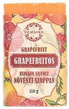 Kup Mydło tłoczone na zimno Grejpfrut - Yamuna Grapefruit Cold Pressed Soap