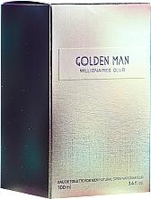 Kup Vittorio Bellucci Golden Man - Woda toaletowa